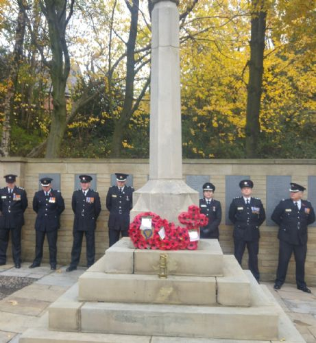 Click to view Salford World War 1 Memorial Service