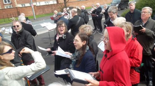 Click to view Salford MAPAS Community Choir