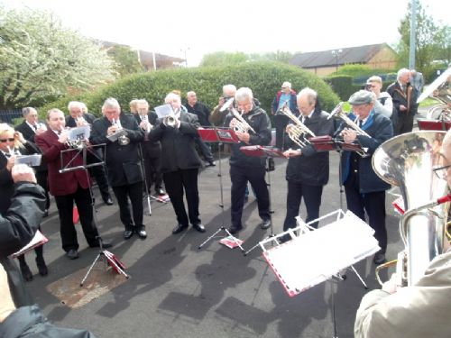 Click to view North Ashton Prize Band