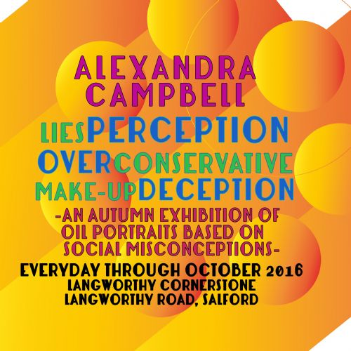 Click to view Alexandra Campbell Exhibition