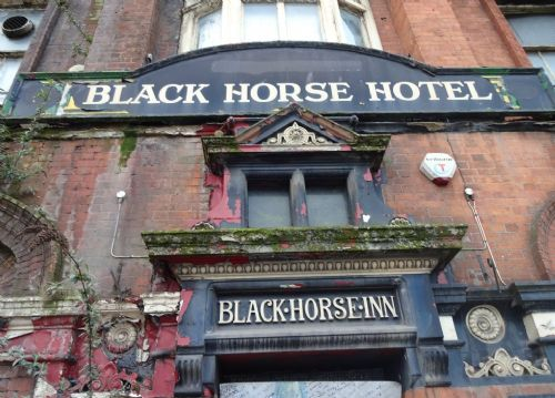 Click to view The Black Horse Pub Salford