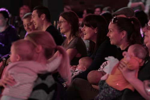 Click to view Bring Your Own Baby Comedy in Salford