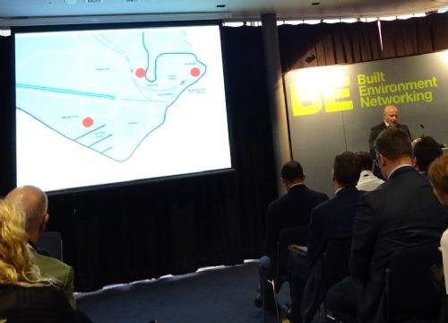 Click to view Built Environment Network conference Manchester