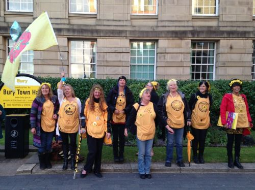 Click to view Bury Council Bans Fracking