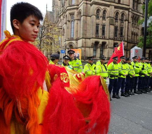 Click to view Chinese President Visits Manchester 2015