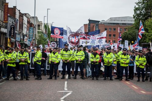 Click to view DFLA march Manchester