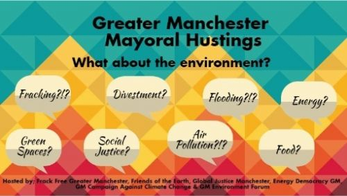 Click to view GM Mayor Environment Hustings
