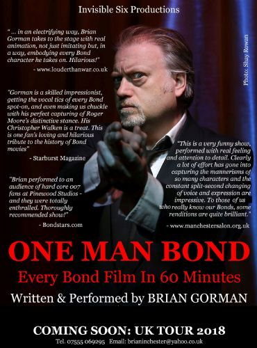 Click to view One Man Bond