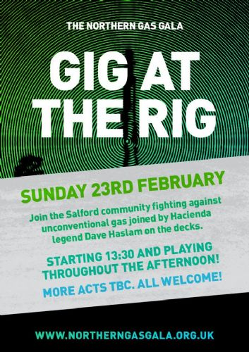 Click to view Gig At The Rig