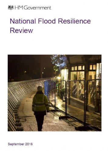 Click to view National Flood Resilience Review