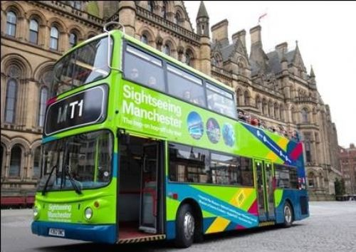 Click to view Manchester Sightseeing Bus