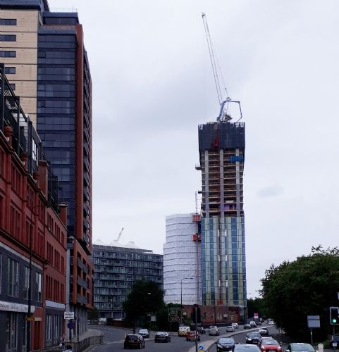 Click to view Salford Greengate development