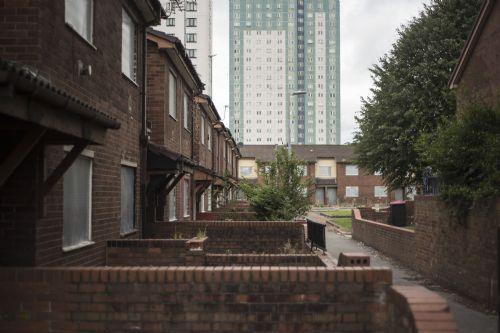 Click to view High Street Estate Salford