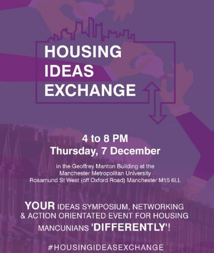 Click to view Greater Manchester Housing Ideas Exchange