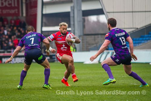 Click to view Salford Red Devils v Wigan Warriors