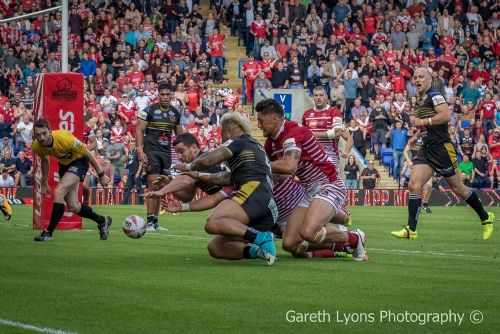 Click to view Salford Red Devils 14 Wigan Warriors 27