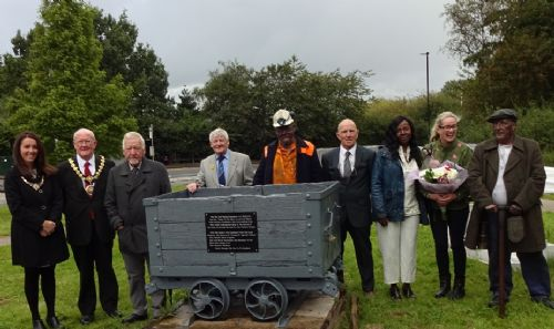 Click to view Mining Equipment Dedication in Swinton