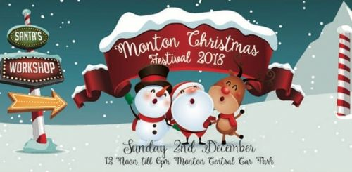 Click to view Monton Christmas Festival
