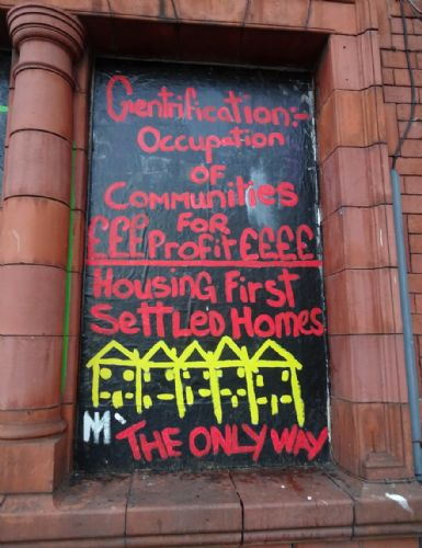 Click to view Co-op Eviction of Manchester and Salford Homeless