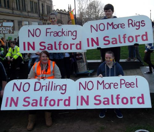 Click to view Salford Fracking