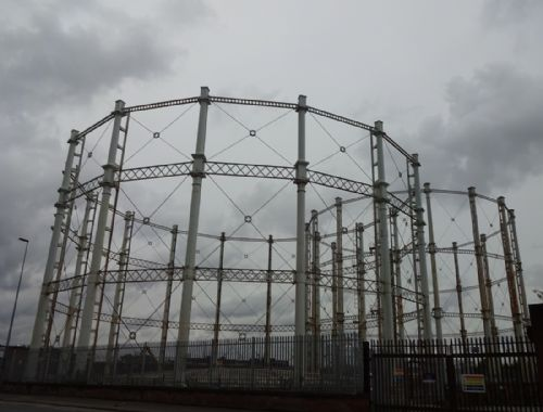 Click to view Dirty Old Town Gasworks Ordsall