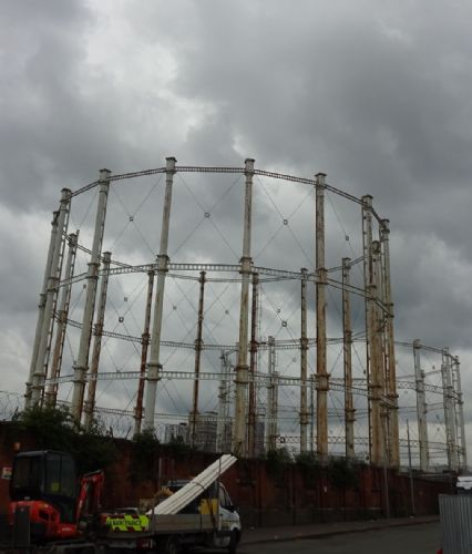 Click to view Salford Dirty Old Town Gasworks set to be demolished