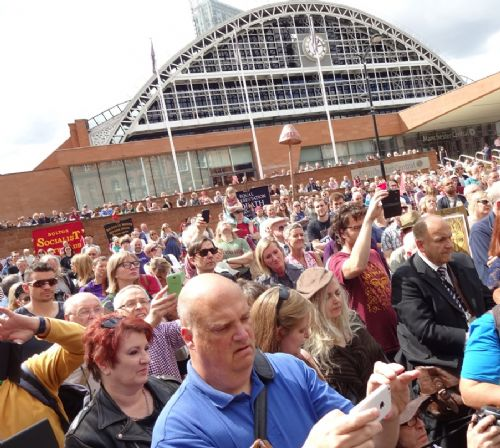 Click to view Peterloo Massacre Commemoration