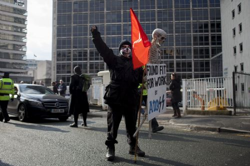 Click to view ATOS PROTEST IN SALFORD