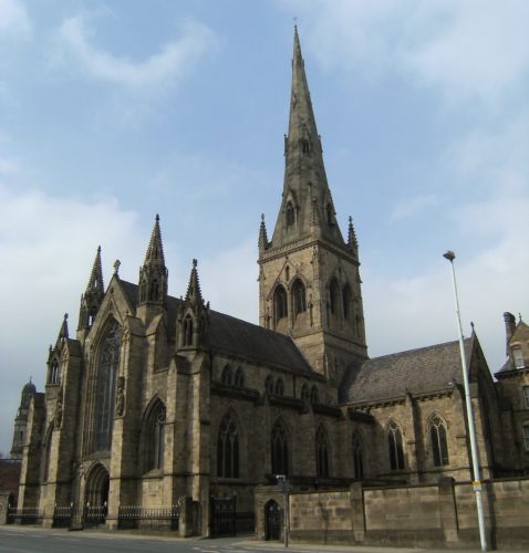 Click to view Salford Cathedral
