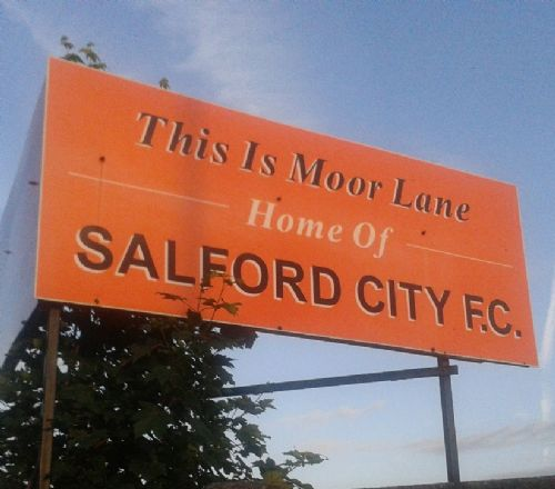 Salford City: SALFORD CITY FC GUNNING FOR GREATNESS
