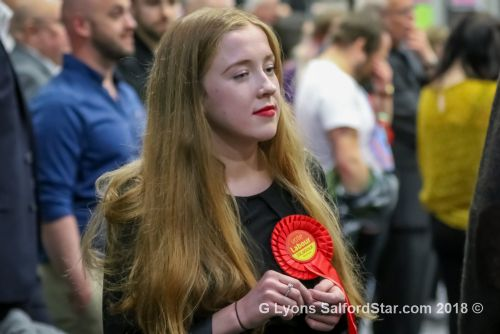 Click to view Salford Local Election 2018