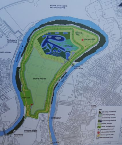 Click to view Salford Flood Basin Unveiled