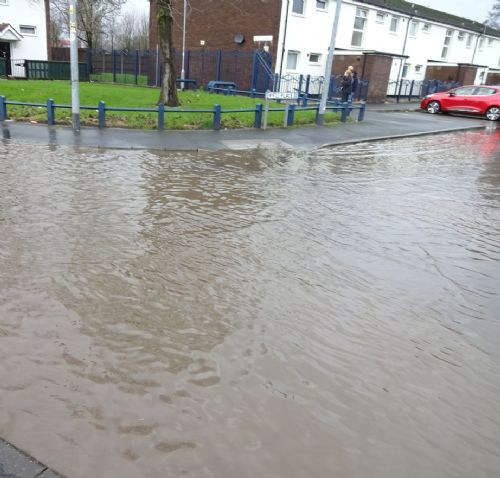 Click to view Salford Boxing Day Flood