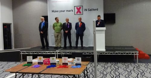 Click to view Salford Local Election 2016