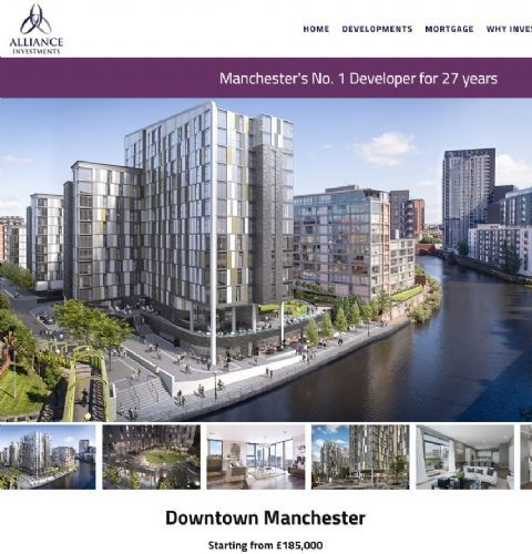 Click to view Salford Manchester