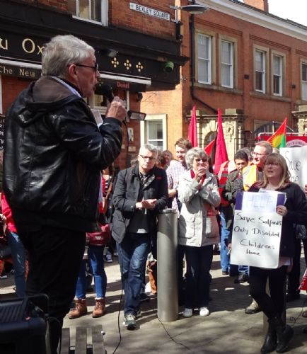 Click to view Salford May Day - Alec McFadden