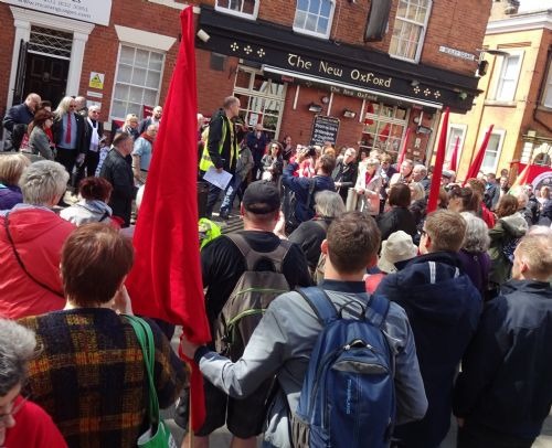Click to view Salford May Day