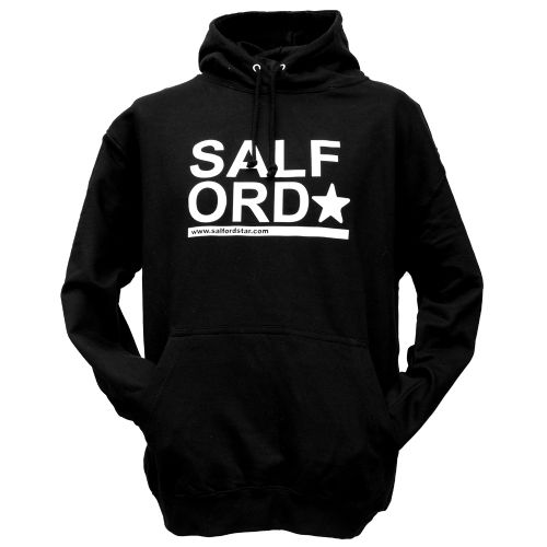 Click to view Salford Star Hoodie