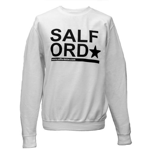 Click to view Salford Star Sweatshirt