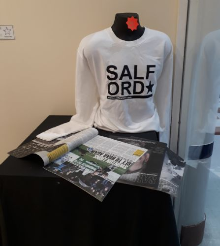 Click to view Salford Star Auction and Shop