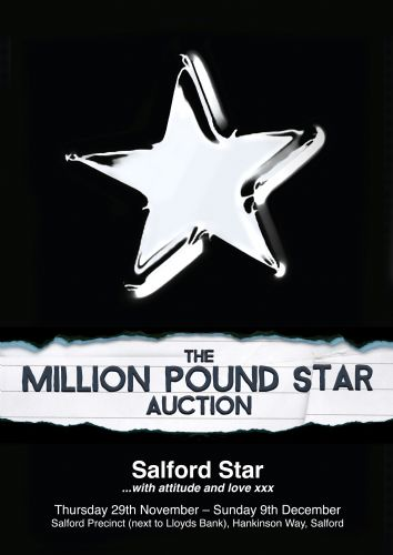 Click to view Salford Star Auction