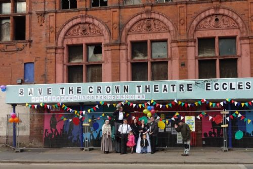 Click to view Crown Theatre Eccles