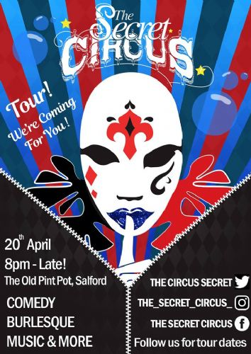 Click to view The Secret Circus Salford