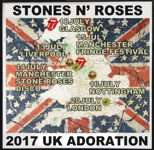 Click to view Stones n Roses