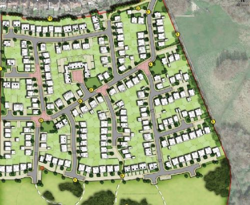 Click to view Swinton Green Space Development