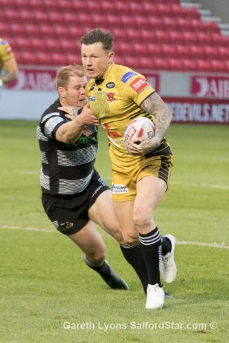 Click to view Salford Red Devils 10 Hull FC 34