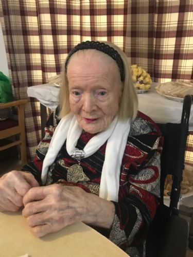 Click to view Margaret McHale turns 100