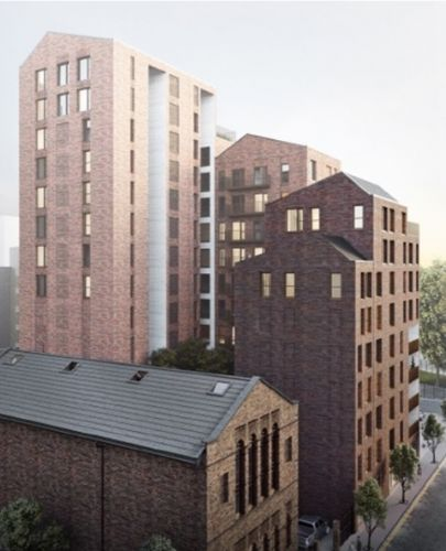 Click to view Proposed Greengate apartment block