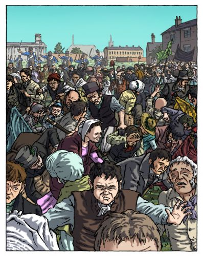 Click to view PETERLOO: Witnesses to a Massacre