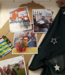 Community Section at Salford Star exhibition